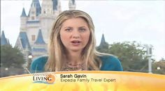 Everything you need to know about holiday travel from your very favorite travel expert here at Expedia (live from Walt Disney World!)