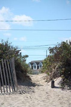 Town Neck Beach ~ Sandwich MA
