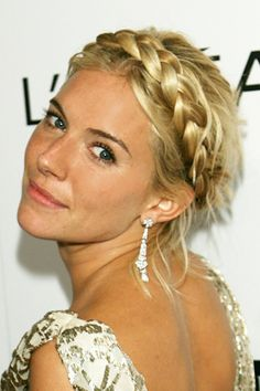 In: Braided updo, 10 Hair Trends You'll Want to Try in 2012