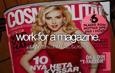 Become a Magazine Editor. http://insidejobs.com/jobs/magazine-editor