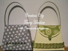 PETITE PURSES - Cards and Paper Crafts at Splitcoaststampers
