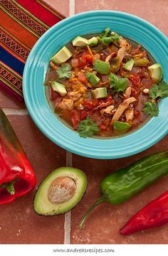 Love soup?  Check out these and the many others from the Soup Chick board.  Seven tortilla soup recipes, from Soup Chick.