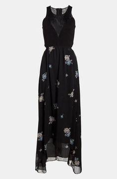 Maxi style. maxi dress #emma875 #style for women #womenfashionwww.2dayslook.com