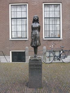 Anne Frank - Amsterdam