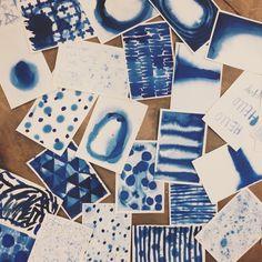 #so65 #nel blu dipinto di blu indigo collection
