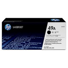 Muc In Hp 49A Black Laserjet Toner Cartridge , Mực in HP 49A Black LaserJet Toner Cartridge