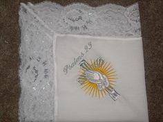 Monogrammed Ladies Handkerchiefs With by ibelieveicandesigns, $12.00