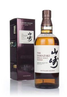 The Yamazaki Single Malt Whisky – Distiller's Reserve
