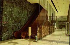 Lobby at Prudential Center Boston Massachusetts