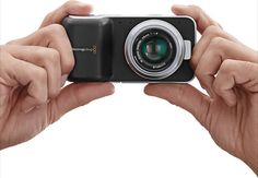 Blackmagic Pocket Cinema Camera 13 stops of dynamic range, Super 16 sensor size, high quality lossless CinemaDNG RAW and Apple ProRes™ recording and the flexibility of an active Micro Four Thirds lens mount. $1000