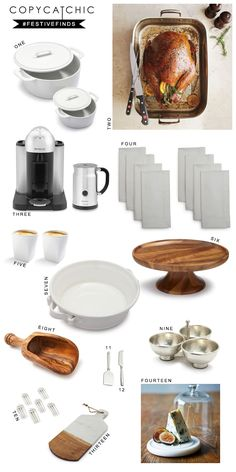 My Festive Finds for the Holidays from @surlatable and @nespresso