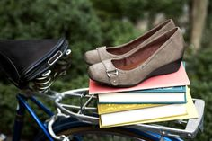 Remember to bring your Naturalizer Macey wedge along for the ride.