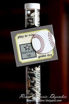 Baseball day tube