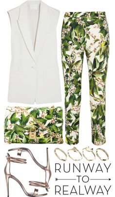 """""""Runway to Realway"""" by majksister on Polyvore"""
