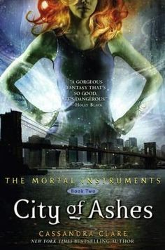 Mortal Instruments: City of Ashes. Just bought this one today and already love it!
