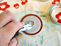 Make Your Own Mason Jar Dispenser
