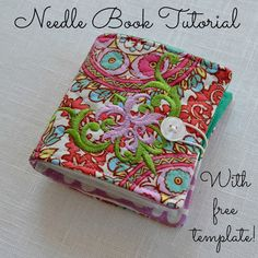 Needle Book Tutorial