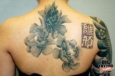 Frankfurt Tattoo Convention - Black and Grey Tattoo | Big Tattoo Planet