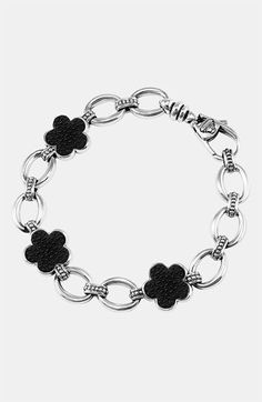 Lagos 'Love Me, Love Me Not' Oval Link Bracelet available at #Nordstrom $495