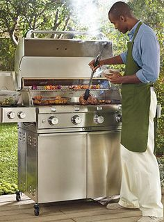 Celebrate summer with a great backyard barbecue.
