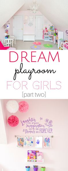 girls playroom | pla