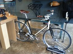 Bike for sale at Shinola  in Detroit