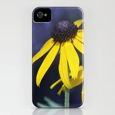 Black-eyed Susan iPhone Case by Laura George - $35.00