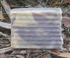 Lavender Goatsmilk soap. Gentle even for baby's skin.