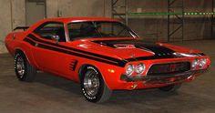 1973 Challenger R/T  http://pinterest.com/jr88rules/mopar-muscle/.  #MoparMuscle