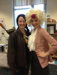 book characters, dress up, teacher, charact dress