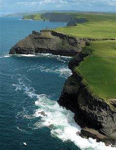 The Irish Coast, #Ireland