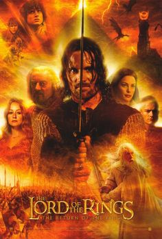 Find the LORD OF THE RINGS: RETURN OF THE KING soundtrack in our catalog: http://highlandpark.bibliocommons.com/item/show/858580035_the_lord_of_the_rings,_the_return_of_the_king lotr, the lord, movi poster, return, lord of the rings movie, favorit movi, middl earth, posters, king