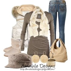 Shopping Day, created by amabiledesigns on Polyvore