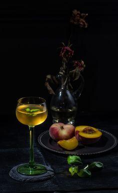 Peach Sunrise | Chasing Delicious