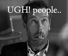 Ugh! people...
