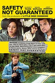 Safety Not Guaranteed. Suspense and adventure without gore, the main characters develop and become human and likeable. A good, solid B+