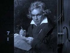 Beethoven - 7th Symphony (Complete) ♫*  One of my most favourite pieces of music ever written.