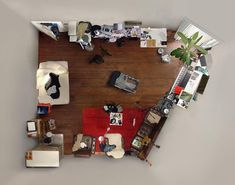 A Room With a View (From Above)  By David Rosenberg