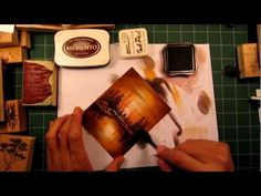 ▶ Stampscapes 101: Video 9. Depth Through Value - YouTube