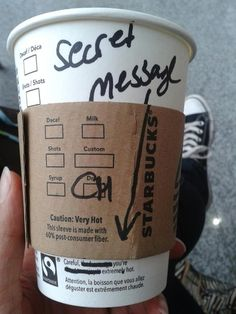 How Starbucks baristas flirt with customers