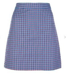 MARC BY MARC JACOBS SKIRT @Michelle Coleman-HERS