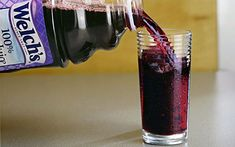 The Grape Juice Trick for Stomach Flu Survival