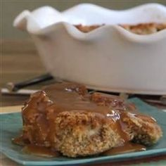 Video: Pumpkin Bread Pudding with Caramel Rum Sauce