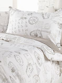 D coration appart on pinterest for Housse couette simons
