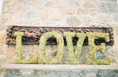 idea, weddings, cover letter, moss, gardens, decorations, wedding events, letters, flower
