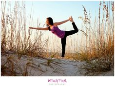 Beautiful yoga, Beach Yoga Photography » Emily Faith Photography's Blog
