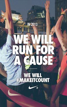 Make it count. #makeitcount #running #motivation #inspiration #nike