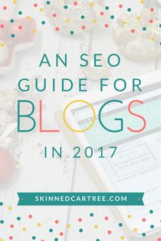 A bloggers guide for