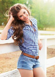 #BBWgirl #CountryChic #gingham