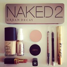 Beauty must haves. :)